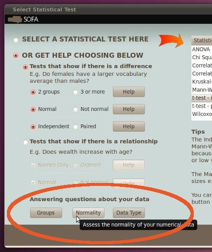 Answering questions about your data