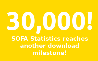 30,000 downloads and growing
