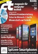 c't magazine cover